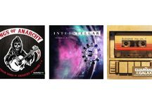 Soundtracks - CD und Vinyl