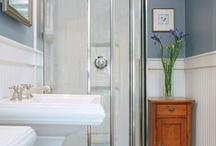 Small Bathroom ideas / by Allison Schneider