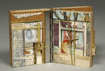 Bookbinding, Bookmaking, Book Arts, Boxes and Related Stuff / by Emily Weathers