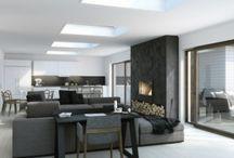 20 Gray Floor Design Ideas