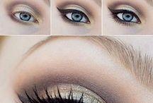 make up oko