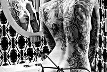 dziewczyny i tatuaże