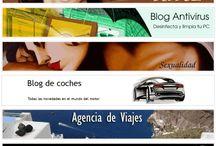 78blogs / Imágenes de blogs de la red 78blogs.com (78 Blogs)