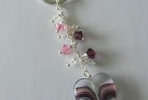Jewelry Keychain/Mirror Chain