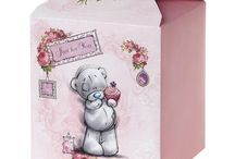 Me to You Gift Wrapping / Tatty Teddy Gift Wrap is a great addition to a Me to You Bear or Gift, but don't forget your tatty teddy card.