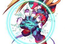 Megaman Series