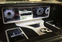 Custom Car Sound Systems