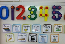 Classroom ideas / by Rebecca Harbert
