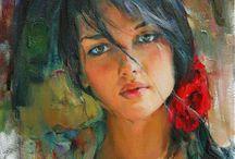 Toda Beleza nas Pinturas de Michael Garmash