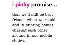 <<Forever Friends>>
