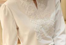 Блузы