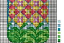 Cross Stitch Patterns & Ideas / A range of cross stitch patterns and ideas.