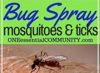 bug spray moscito