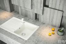 Chiuveta Granit Schock Formhaus D-100S / CRISTALITE+ deosebit de rezistent si usor de intretinut.