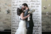 WEDDING / Wedding inspiration