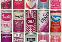 VINTAGE GRAPHICS + PACKAGING / by Riley Wilkinson