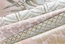 pastel desenli kumaş