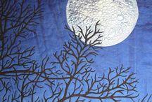 Art Quilt Inspiration / by Paula Ganyard