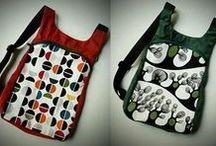 motxilas, bolsos costura