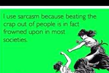 My Sick Sense of Humor / by Nicole Carter Artisst