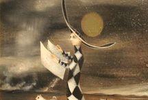 Bridget Tichenor / Yağlıboya eserler