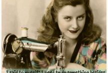 Sewing- Humour