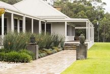 Australian homestead
