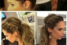 Everyday/simple hairstyles