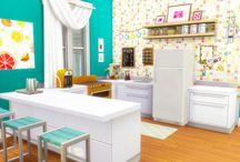 Sims 4 build inspiration