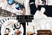 Vsco filter London