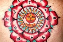 Tattoo's / by Danielle Brown
