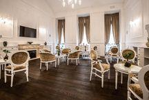 Saloon / Saloon of Prestige Hotel Budapest