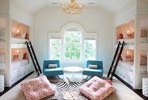 interior design ideas / by Mel Sax