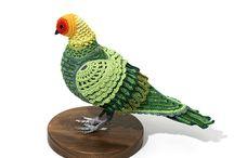 crochet birdies / crochet birds n buddies