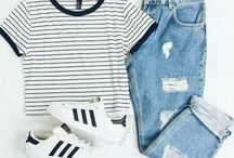 Tenagers outfits