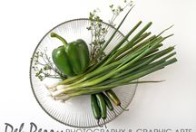 Looks good enough to eat! / My product photos of fresh fruits and vegetables.