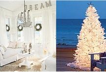 Christmas on the Coast / Decorate and Celebrate with coastal pizzaz!