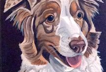 Art - Painting Animal Portraits