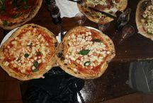 Italy Napoli / italian food