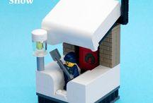 Lego vignettes