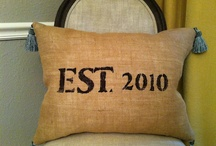 My dream home / scatter cushion