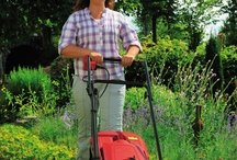 Mowers  / WOLF-Garten have a wide array of electric lawnmowers available, they are all powerful, lightweight and extremely manoeuvrable. They allow you to choose between cutting and collecting grass clippings and mulching clippings back into the lawn to encourage healthy re-growth.