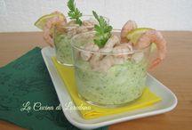 Ricette - Finger food: pesce