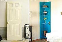 DIY: Furniture / by Heather Harthun