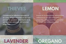 Oils and herbs