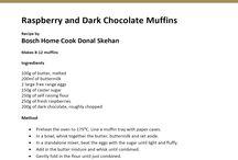 Harvey Norman Recipes / #getbaking