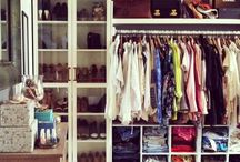 Wardrobe Room / by Amer Pouliot