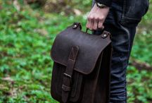 Leather Backpack/ Bag/ Sleeves / Collection of backpack designs, sleeves and bags