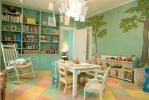 Playroom / by Brandy Scott