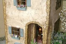 miniatuur huis